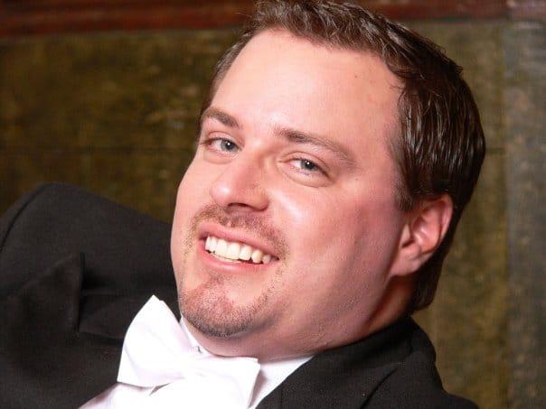 Robert Jindra tjeckisk dirigent född 1977