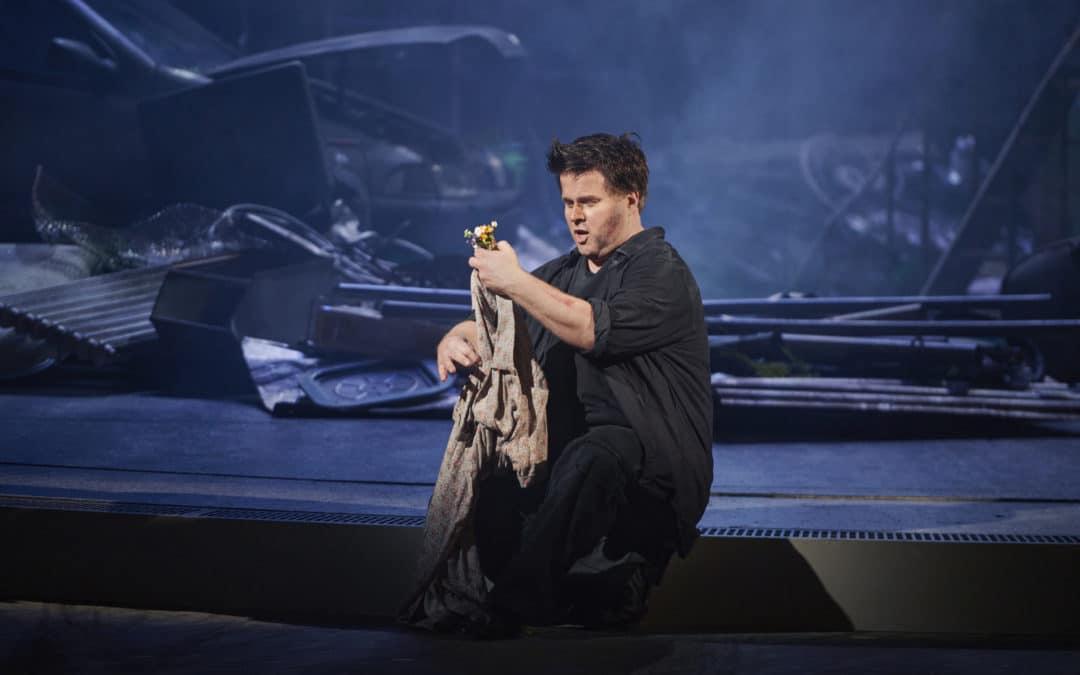 Siegfried digitalt från GöteborgsOperan 2021