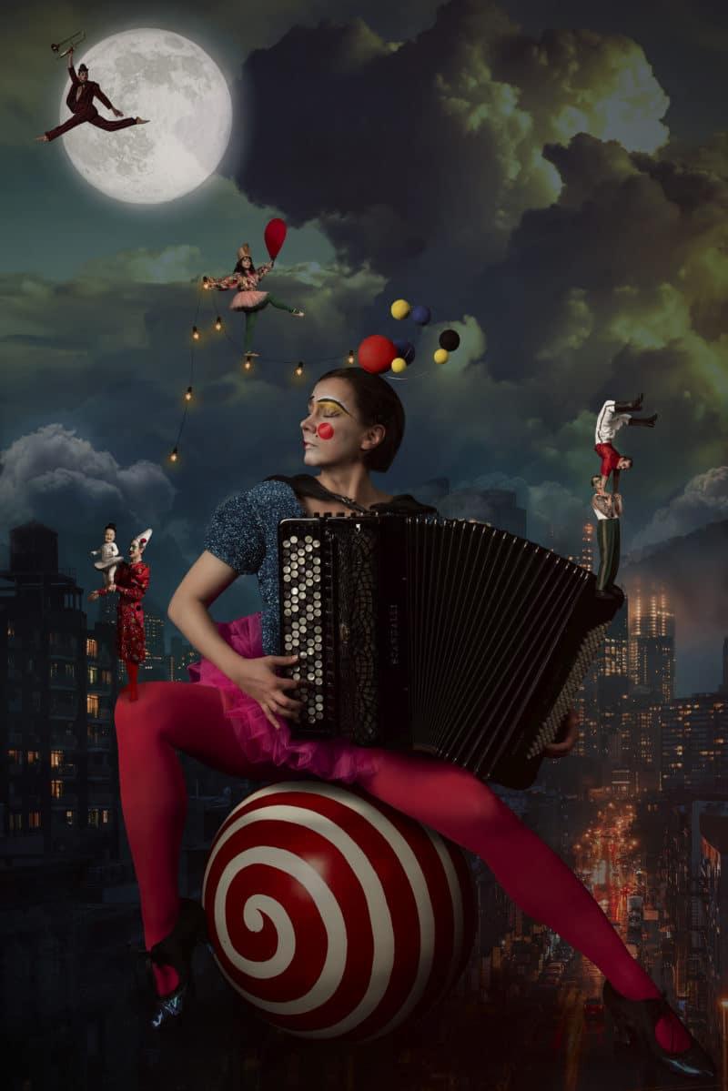 Circus Days and Nights världspremiär streamas 29.5