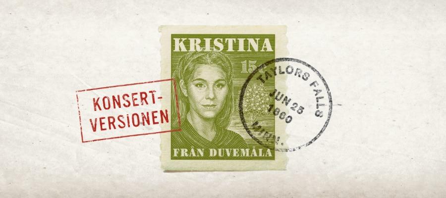 Kristina från Duvemåla på Dalhalla 2022
