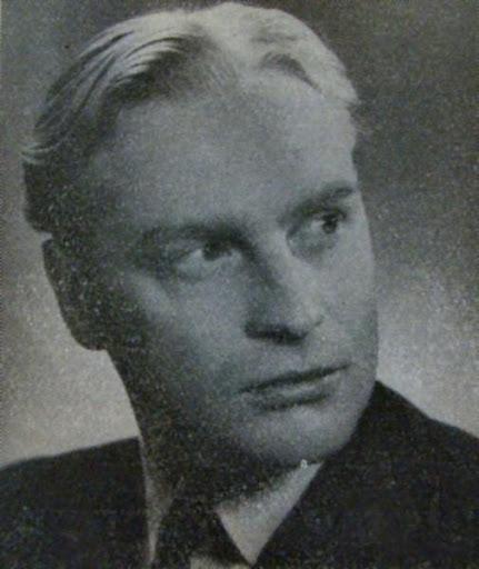 Arne Hendriksen tenor 1911-1996