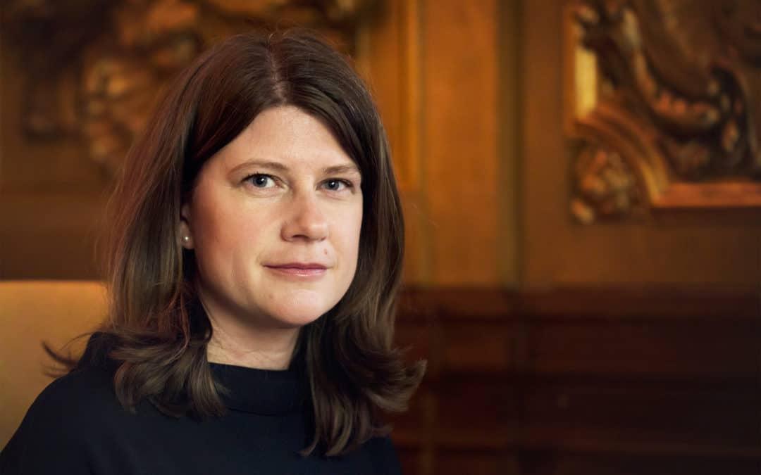 Ellen Lamm ny konstnärlig ledare för Unga på Operan 2021