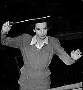 Ortrud Mann dirigent 1917-2006