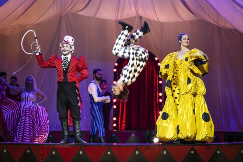 Circus Days and Nights strömmande succé 2021