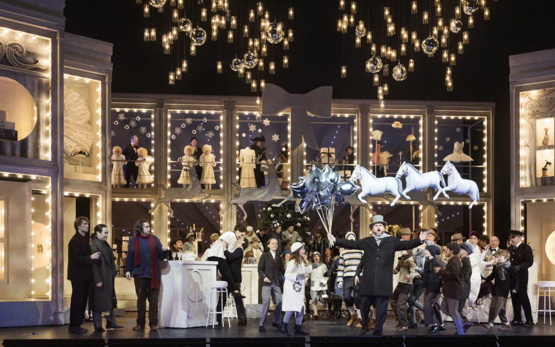 Det Kongelige Teater säsongen 2021-22