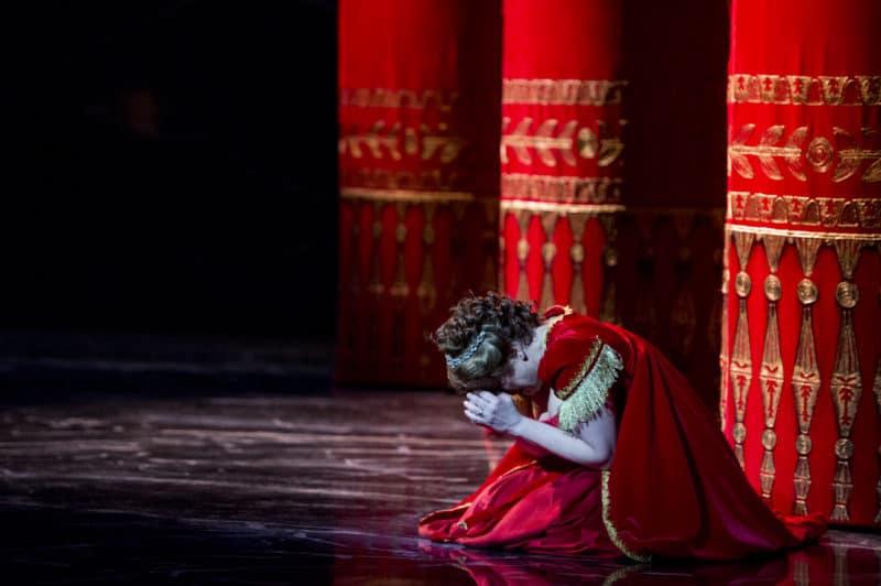 Nypremiär för Tosca på GöteborgsOperan 18.9